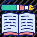 homework, note, writing, content, edit, editing, training