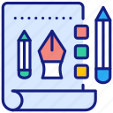graphics, artwork, design, drawing, illustration, draw, pencil