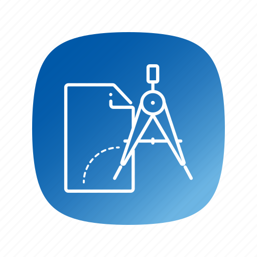 Geometry, school icon - Download on Iconfinder on Iconfinder