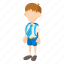 boy, cartoon, child, cute, kid, school, schoolboy icon