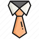 tie, fashion, cloth, style, dress, shirt, necktie