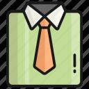 shirt, uniform, fashion, clothes, clothing, dress, style