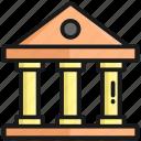 bank, building, estate, architecture, construction
