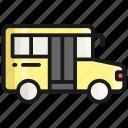 school bus, bus, travel, transport, vehicle, automobile, auto