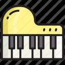 piano, music, keyboard, instrument, sound, musical