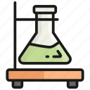experiment, flask, laboratory, schince, research, chemistry, lab