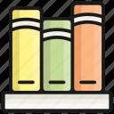 books, bookshelf, library, study, book, school, college
