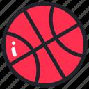 ball, basket, basketball, game, school, sport, sports icon
