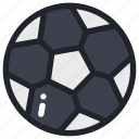 ball, football, play, school, soccer, sport, sports icon