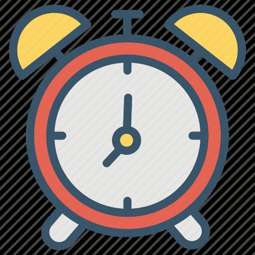 alarm, clock, education, schedule, school, time, watch icon