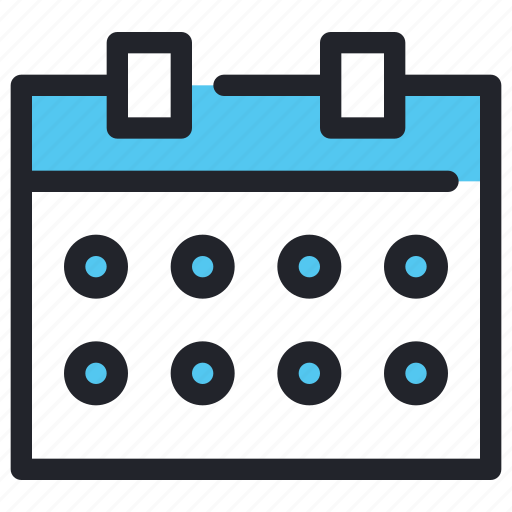Calendar, date, day, event, month, schedule, time icon - Download on Iconfinder