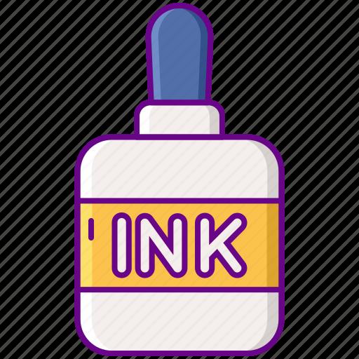 Ink, pen, write icon - Download on Iconfinder on Iconfinder