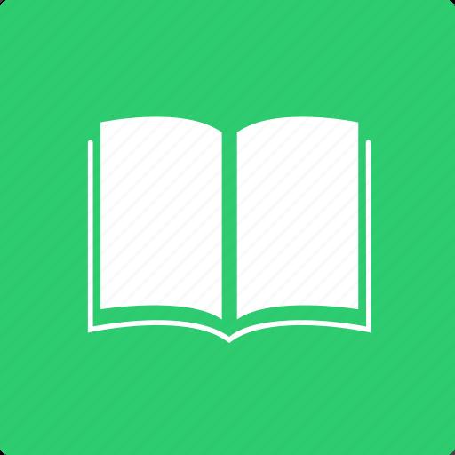 book, education, learn, literature, school, study, subject icon