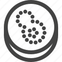 bacteria, dish, lab, microscope, petri, science, test icon