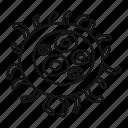 alien, bacteria, caterpillar, children, coli, flora, pollen