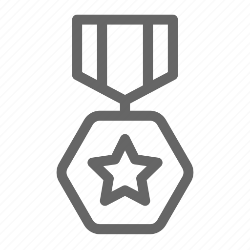badge, leader, medal icon