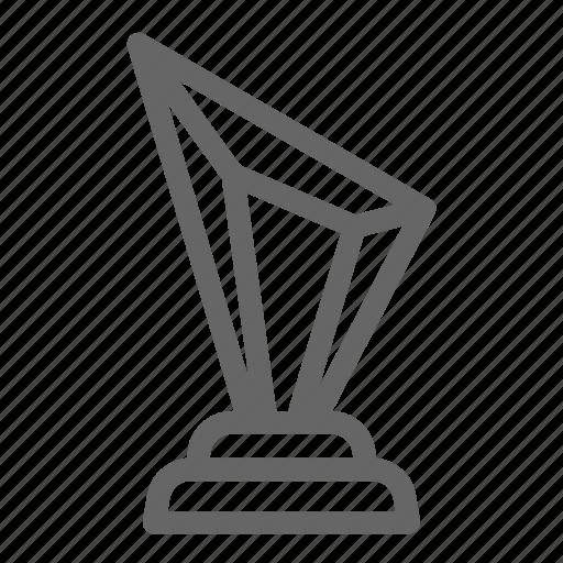 award, badge, trophy icon