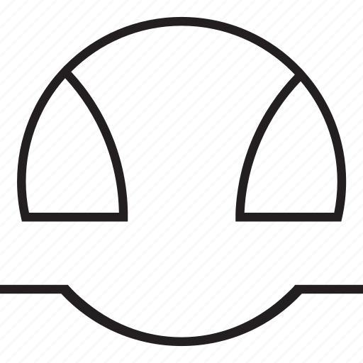 badge, line icon
