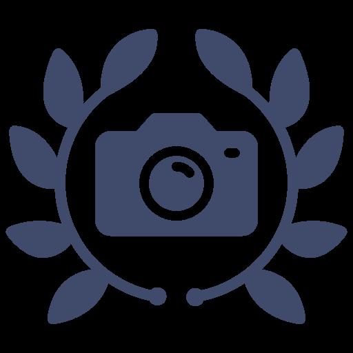 achievement, awards, badge, camera, photographer, photography icon