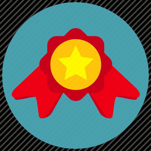 award, medal, reward, vote icon