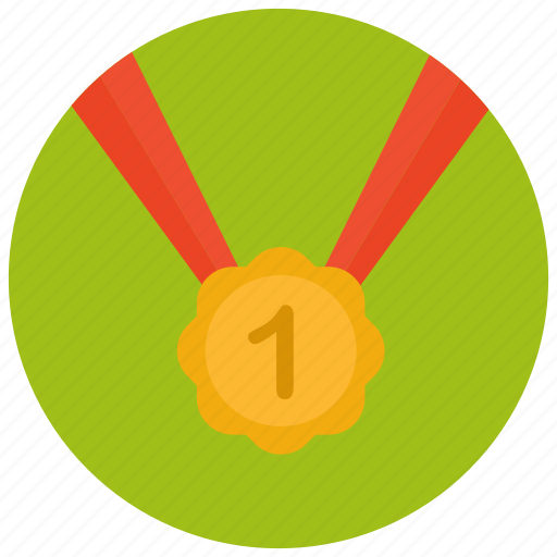 award, first, place, reward icon