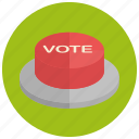 election, switch, vote, voting icon