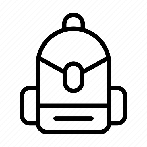 backpack, bag, shop, suitcase icon