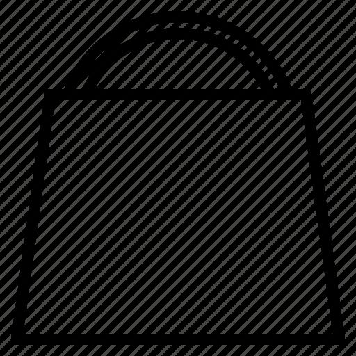 bag, buy, fashion, money, paper, shopping icon