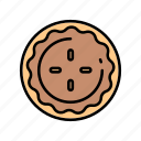 bakery, cake, chocolate, cookie, sweets icon