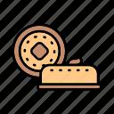 bakery, bakery products, cake icon