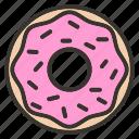 bakery, cute, donut, sweet