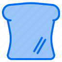 bread, sliced icon