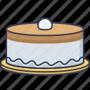 birthday, bakery, dessert, food, sweet, cake