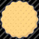 cookie, bakery, dessert, sweet, food, biscuit
