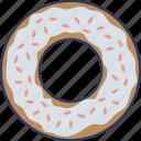sweet, dessert, baker, food, sugar, chocolate, donuts