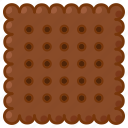 biscuits, cookie, snack icon