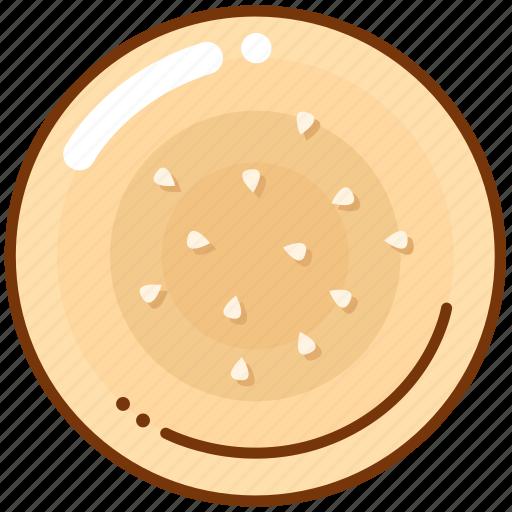baking, bread, buns icon