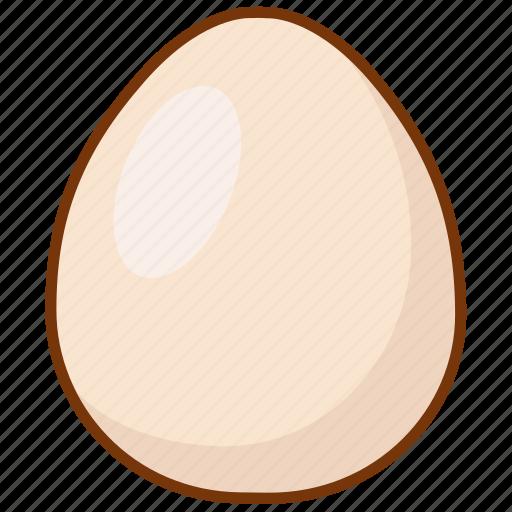 egg, food, kitchen icon