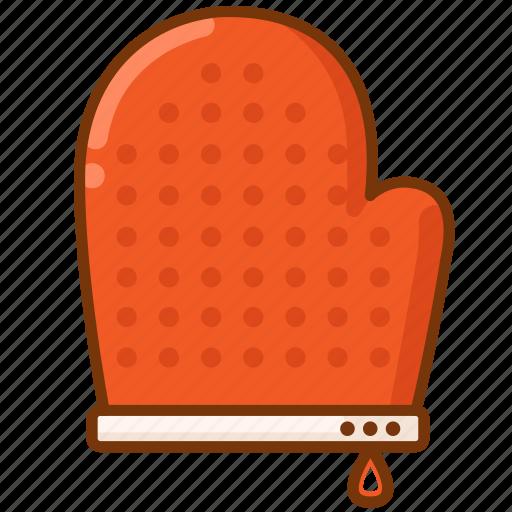 baking, gloves, kitchen icon