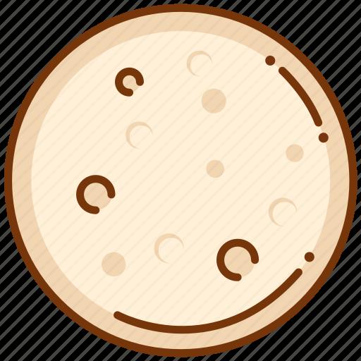 food, pancake, pita icon