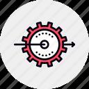 business, capacity, development, performance, productivity, progress, work icon