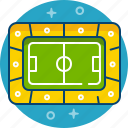 arena, football, game, soccer, sport, stadium icon