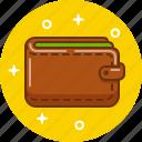 cash, dollar, money, profit, wallet icon