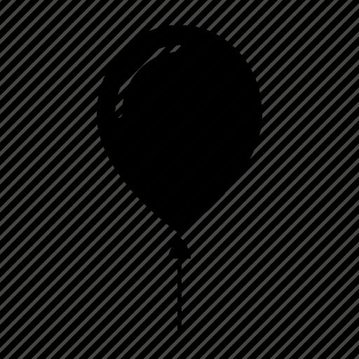 balloon, birthday, celebration, decoration, festival, love, party icon