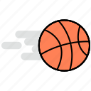 ball, basket, basketball, game, play, sport, sports icon