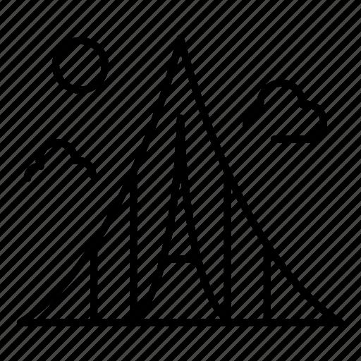 Building, construction, estate, landmark, martyrs icon - Download on Iconfinder
