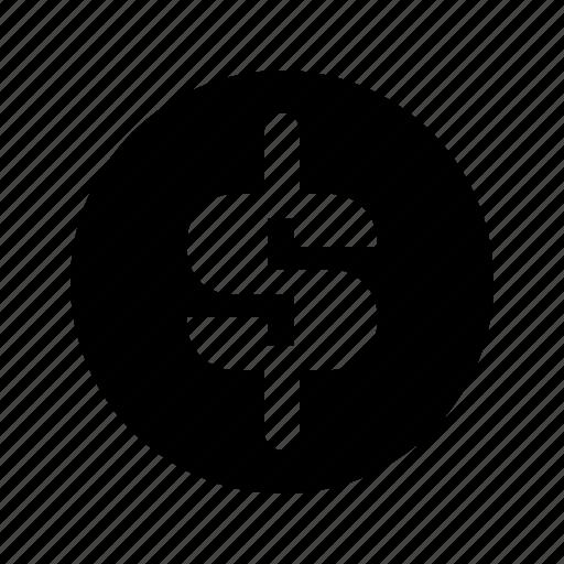 bank, dollar, paytm icon
