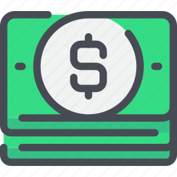 bank, business, finance, money, payment icon