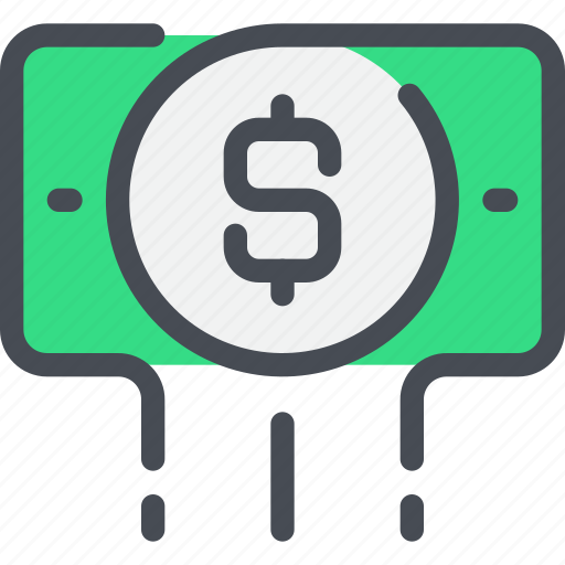 bank, banking, business, money, payment icon