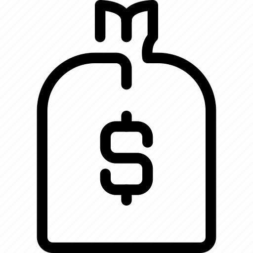 bank, business, currency, money icon